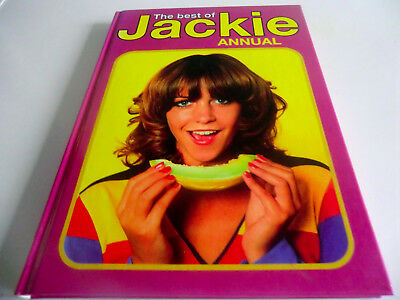 The Best Of Jackie Annual - Osmonds/david Essex/cassidy/slade/elton/rollers Etc