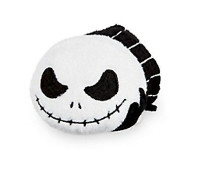 "Disney Tsum 3.5"" Mini Nightmare Before Christmas Nbc Jack Skellington Usa Park"