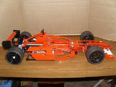 Lego Technic Racers Ferrari F1 Racer 8386 With Instructions