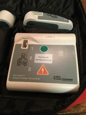 WNL 4 Pack Practice-Trainer Universal AED Trainer.