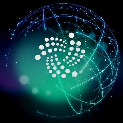 IOTA 1.000.000 IOTA  1MIOTA crypto cryptocurrency iot better than bitcoin