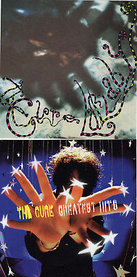 """THE CURE Lot Of 2 CDs- """"Lullaby"""" AND """"Greatest Hits (Double CD)"""" Ships Free!"""