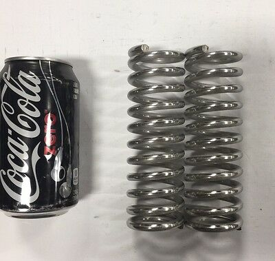 """.250"""" Wire Compression Spring Lot Of 2"""