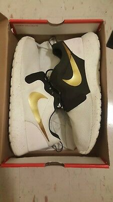 huge selection of 50430 601fb Nike Roshe Run Hyperfuse premium size 11.5 Gold Trophy