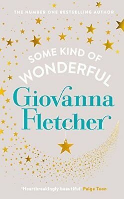 Some Kind of Wonderful by Giovanna Fletcher New Hardcover Book