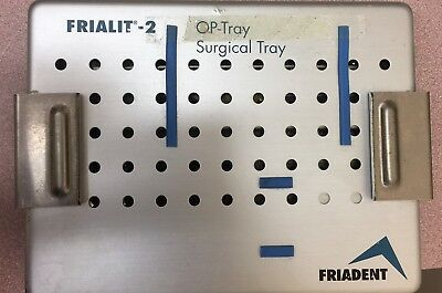 Friadent Dental Implant Surgical Tray