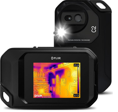 FLIR C2 Pocket Thermal Infra Red Camera with MSX