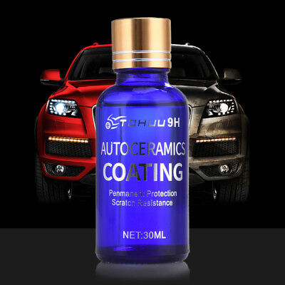 Car Super Hydrophobic Glass Coating Car Liquid Ceramic Coat Auto Paint Care 30ml