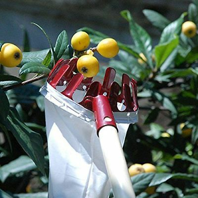 Home Organizer Tech Fruit Picker Pole Gardening Apple Pear Peach Picking Tools