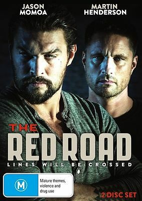 The Red Road : Season 1 (DVD, 2015, 2-Disc Set) NEW