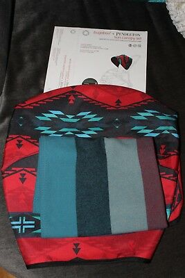 Bugaboo Bee + Pendleton Sun Canopy & Woolen Blanket Special Edition Rare Set NR