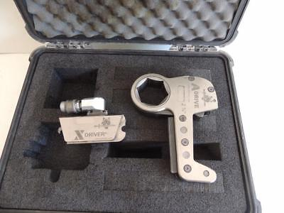 Norwolf Adrive Hydraulic Torque Wrench With 2-3/8 Link