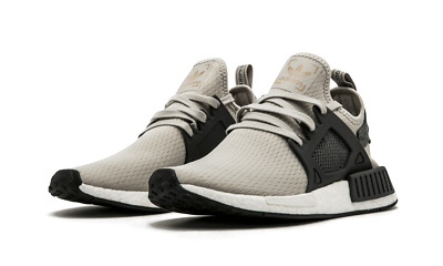 best service 6ab39 e4882 ADIDAS NMD XR1 JD Sports Sesame Grey Black. Size 8.5 BY3047 ...