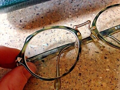 Vintage Christian Lacroix 7362 Glasses - EUC 80's 90's- LOOK ! Made in Austria