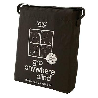 Gro Company Gro Anywhere Blackout Portable Blind Nursery Kids Baby Room
