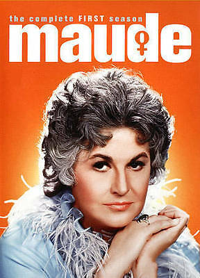 Maude - The Complete First Season (DVD, 2015, 2-Disc Set) SHIPS NEXT DAY