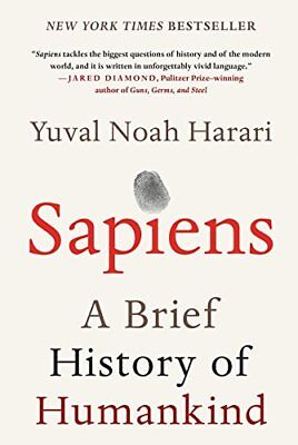Sapiens: A Brief History of Humankind (eB00k)