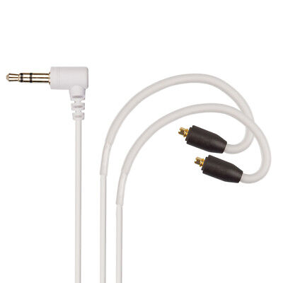 Sony Earphones MMCX Headphones White Replacement Audio Cable for XBA-N1AP HD