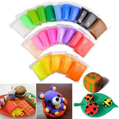 Practical Kids DIY Malleable Fimo Polymer Modelling Soft Clay Blocks Plasticine