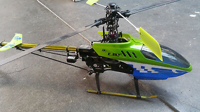Esky 250 CP Belt Helicopters and Parts Controllers Motors Gyros Blades Aluminium