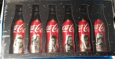 Coca Cola Alu Bottle Star Wars Disney Paris Box New Really Hard To Find Sold Out