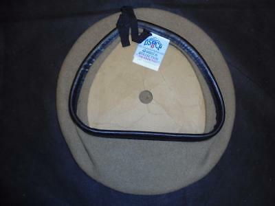 Genuine US Army Rangers Sand Beret - Various Sizes