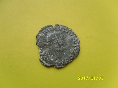 Roman Ae 22Mm Coin - Unresearched #6