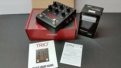 Digitech Trio Plus - Open Box Mint !