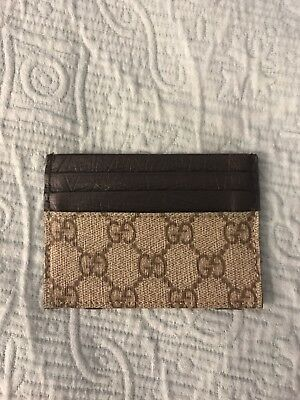 Men's Gucci Card Holder