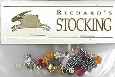 Richard's Stocking Charm Pack Embellishments Shepherd's Bush