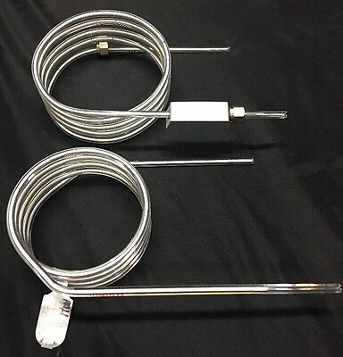 (2) Supelco Glass Column for Gas Chromatography ~ LOT OF 2