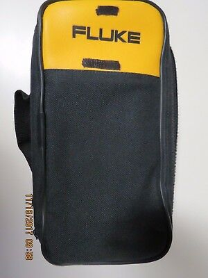Fluke  Clamp Meter Soft Case Fits 374FC,375FC & 376FC & possibly others.