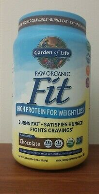 Garden of Life - Raw Organic Fit Weight Loss Chocolate 32.09 oz 20 Servings