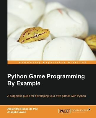 Python Game Programming By Example PDF Read on PC/SmartPhone/Tablet