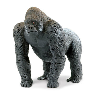 Safari Ltd. Wildlife Wonders Silverback Gorilla XL