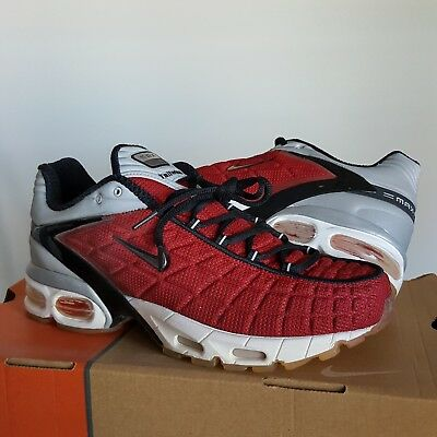 pretty nice f04fb 57176 Ds Nike Air Max Tailwind 5 Red White Vintage Tn Tuned Original 2000 1999  2001