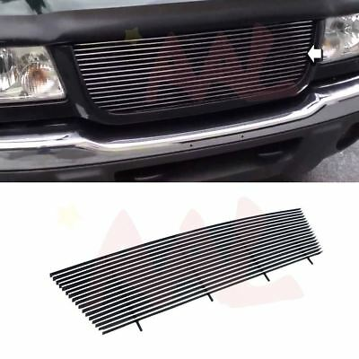 APS Compatible with 1998-2000 Ford Ranger Black Biller Grille Grill Insert for 2WD only F65239H