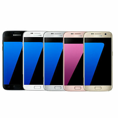NEW Samsung Galaxy S7 (SM-G930) AT&T Gold/Black/Silver 32GB LTE UNLOCKED in box
