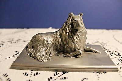 Worcester Pewter Collie