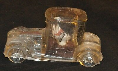 AVOR Vintage Candy Container Sedan with Flapper Driver