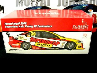 1.18   Russel  Ingall  2009  Super Cheap  2009 Ve New