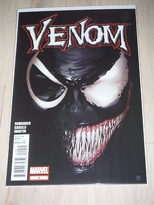 VENOM (2011) #9 NM/VF 2011 SPIDER-ISLAND Rick Remender Spider-Man Marvel Comics