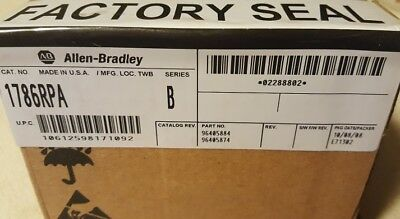 New Factory Sealed Allen Bradley 1786-RPA ControlNet Repeater *FREE SHIPPING*