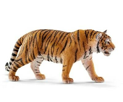 Schleich Standing Tiger Toy Figure New with tag Item 14729