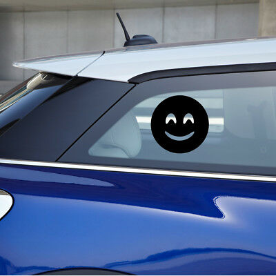 Smiling Face With Smiling Eyes as a Vinyl Sticker