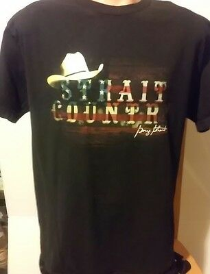 George Strait Tour Shirt (Large)