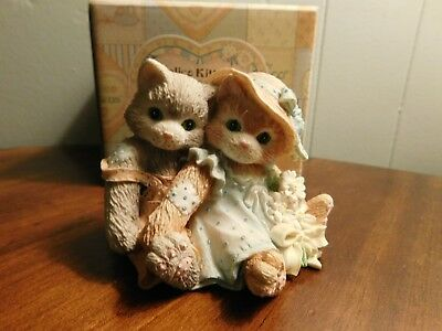 """Calico Kittens """"Friendship Is A Warm Close Feeling"""""""