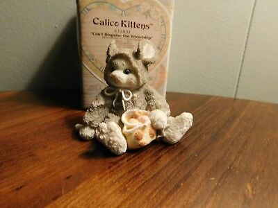 """Calico Kittens """"Can't Disguise Our Friendship"""""""