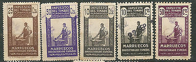 Morocco Tax of the Bell Rare set