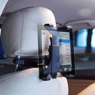 Universal Car Back Seat Headrest Mount Holder Clip For iPad 2/3/4/5 Tablet PC US